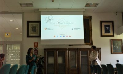 Isabel Acero en Brown Bag Seminars – Business & Economics – (BBS)