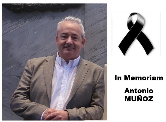 In memorian de Antonio Muñoz